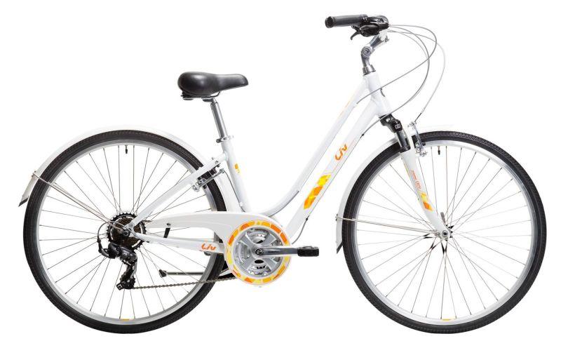 Женский городской велосипед Giant Flourish FS 3