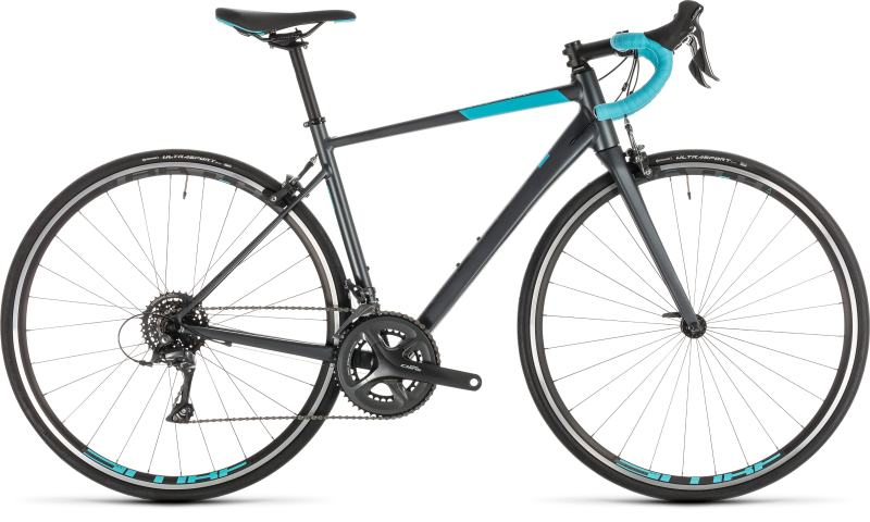 Женский шоссейный велосипед Cube Axial WS